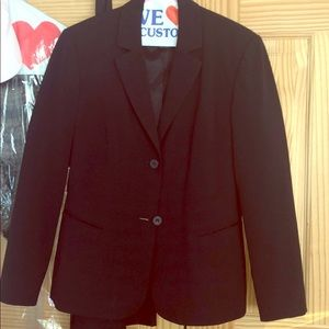 The Limited Black 2 button blazer